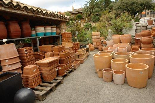 Venta de macetas jardineras e hidrojardineras en - Maceteros plasticos grandes ...