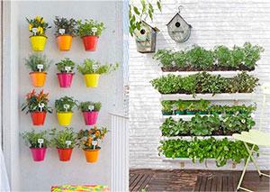 Como Transformar Pequenos Espacios En Jardines Centro De - Patios-jardines-pequeos