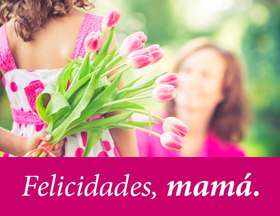 7 de Mayo: Feliz Día de la Madre.