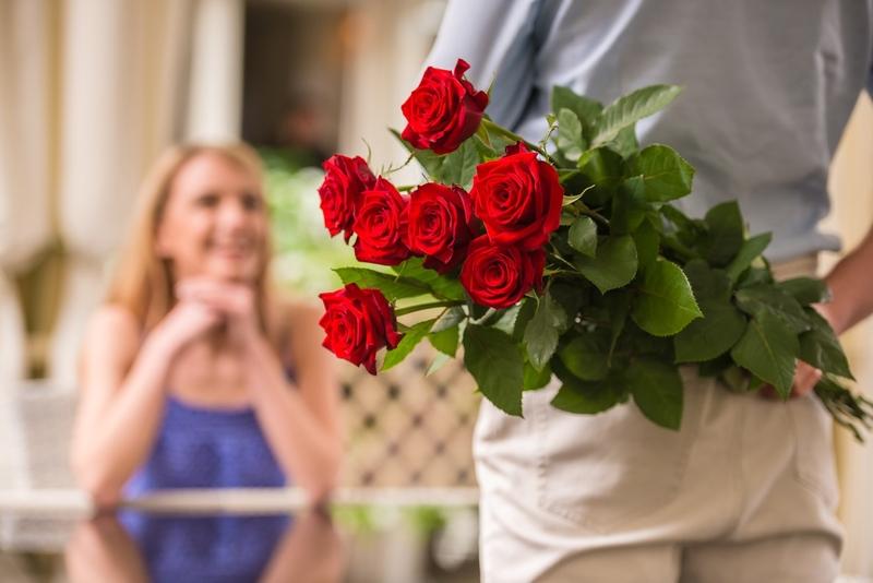 Para el día de San Valentín, regala una flor a tu corazón